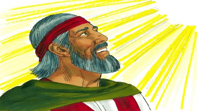 Storie della Bibbia: Dio apparve a Mosè