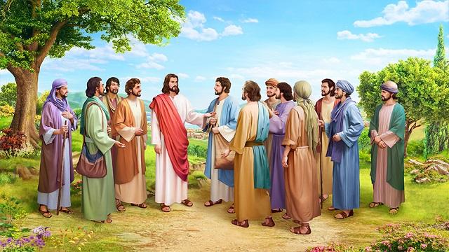 Storie della Bibbia: la missione dei dodici apostoli
