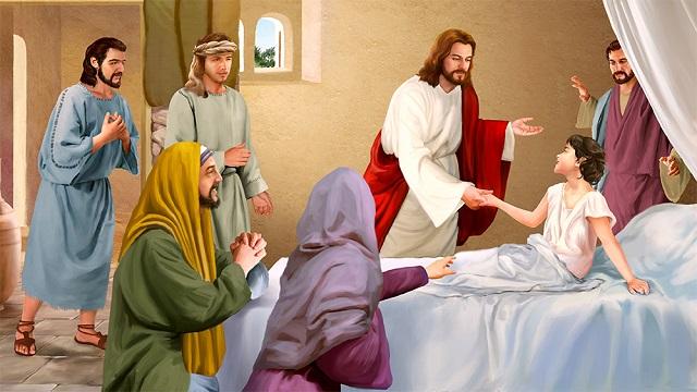 Storie della Bibbia: i miracoli di Gesù - guarì gli ammalati e scacciò i demoni