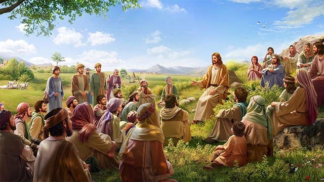 Storie della Bibbia: documentazione dell'opera del Signore Gesù