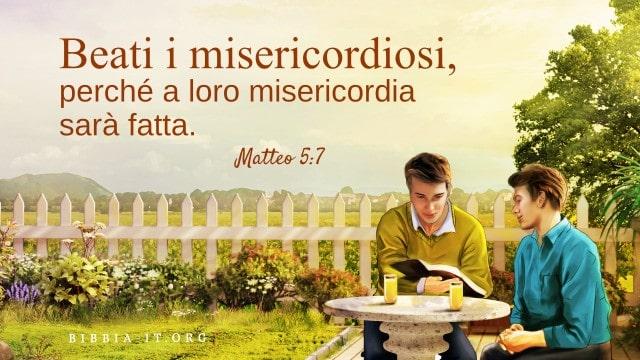 matteo 5:7