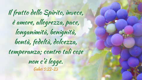 Bibbia lo Spirito Santo