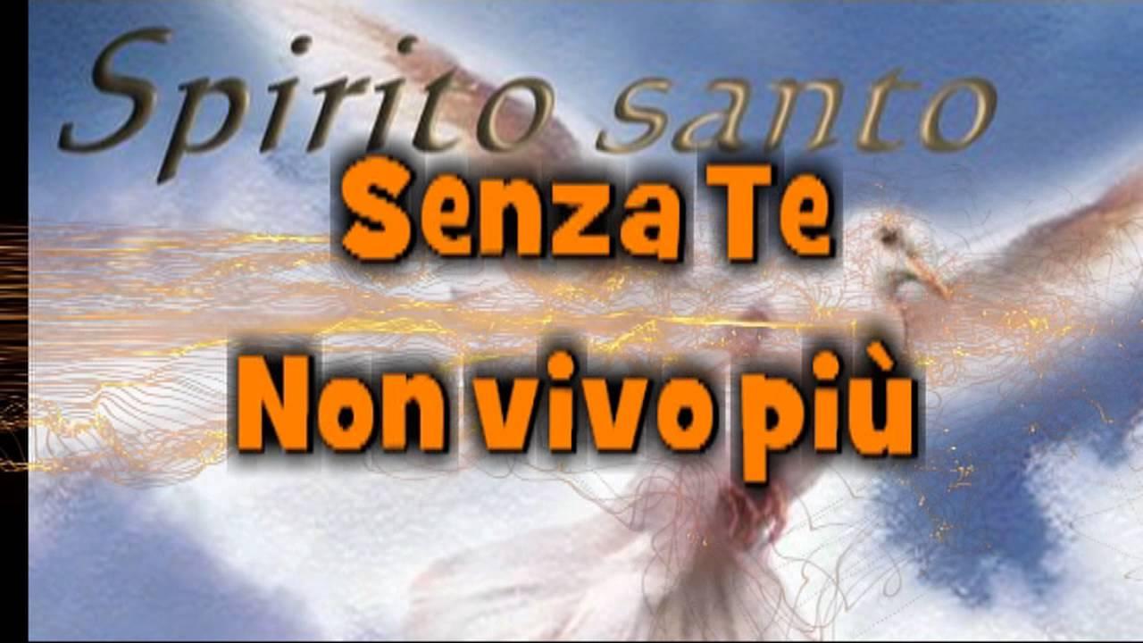 Bibbia spirito santo