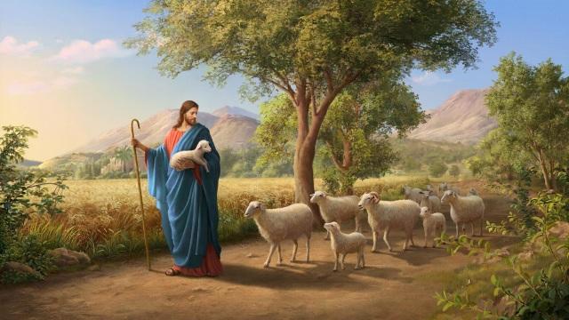 Parabola della pecora smarrita