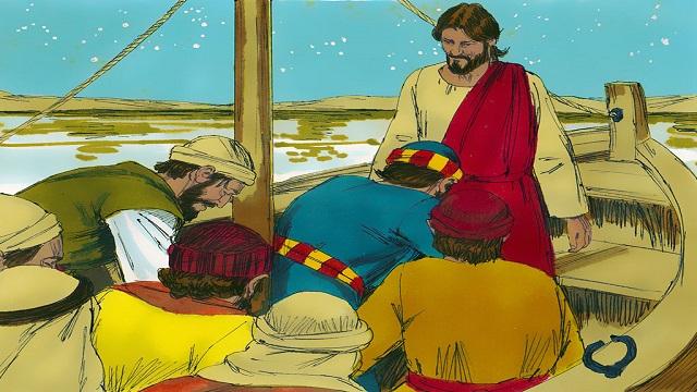 Storie della Bibbia: la via della vita eterna