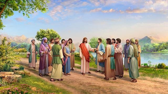 Storie della Bibbia: alcuni Greci desiderano vedere Gesù