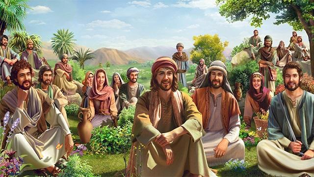 Storie della Bibbia: prima lettera di Pietro
