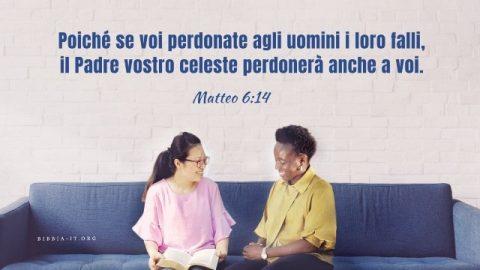 il perdono nella Bibbia