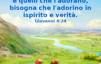 Giovanni 4:24