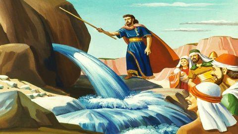 Bibbia Annuncio dell'apostasia d'Israele