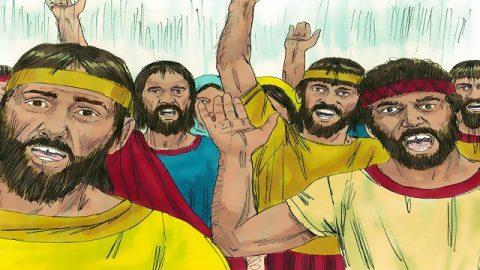 Storie dalla Bibbia