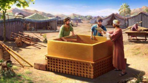 Storie della Bibbia: la costruzione del tempio