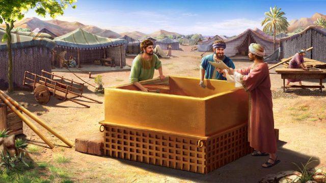 Bibbia La costruzione del tempio