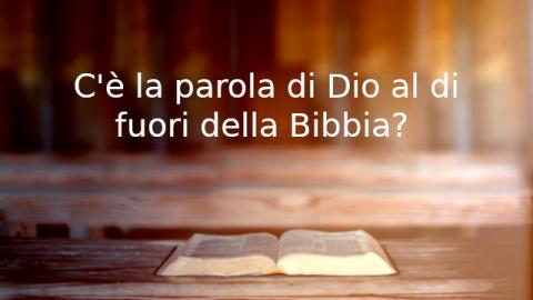 profezia Bibbia