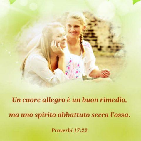Proverbi17:22