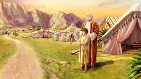 La promessa di Dio ad Abramo