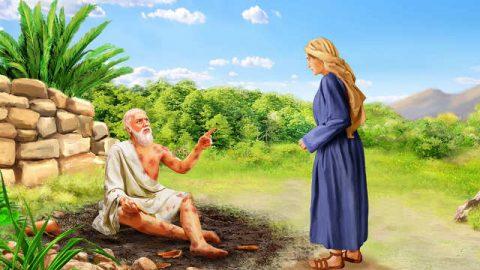 timore di Dio e della fuga dal male