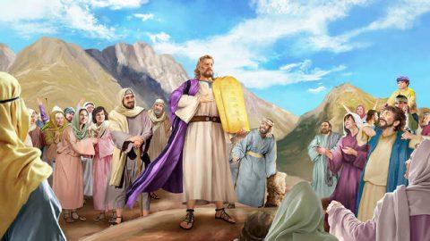 Lo scopo e il significato dell'opera di Dio nell'Età della Legge