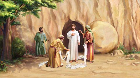 La Resurrezione di Lazzaro glorifica Dio