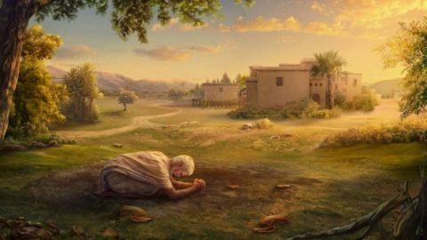 Giobbe preghiare