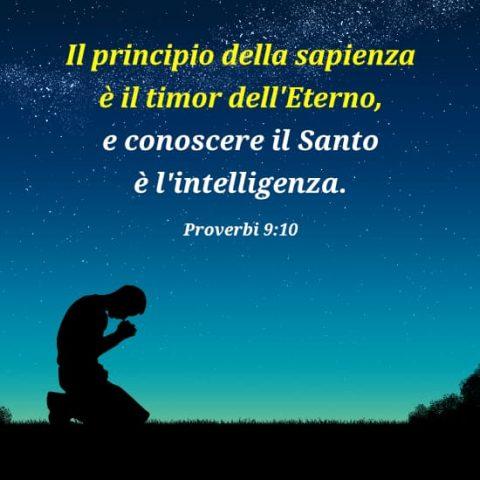 Proverbi 9:10