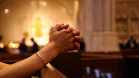 un cristiana una pregiare
