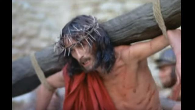 crocifissione,croce,gesu