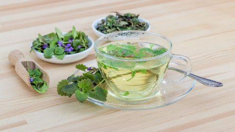 I meravigliosi effetti delle foglie di tè