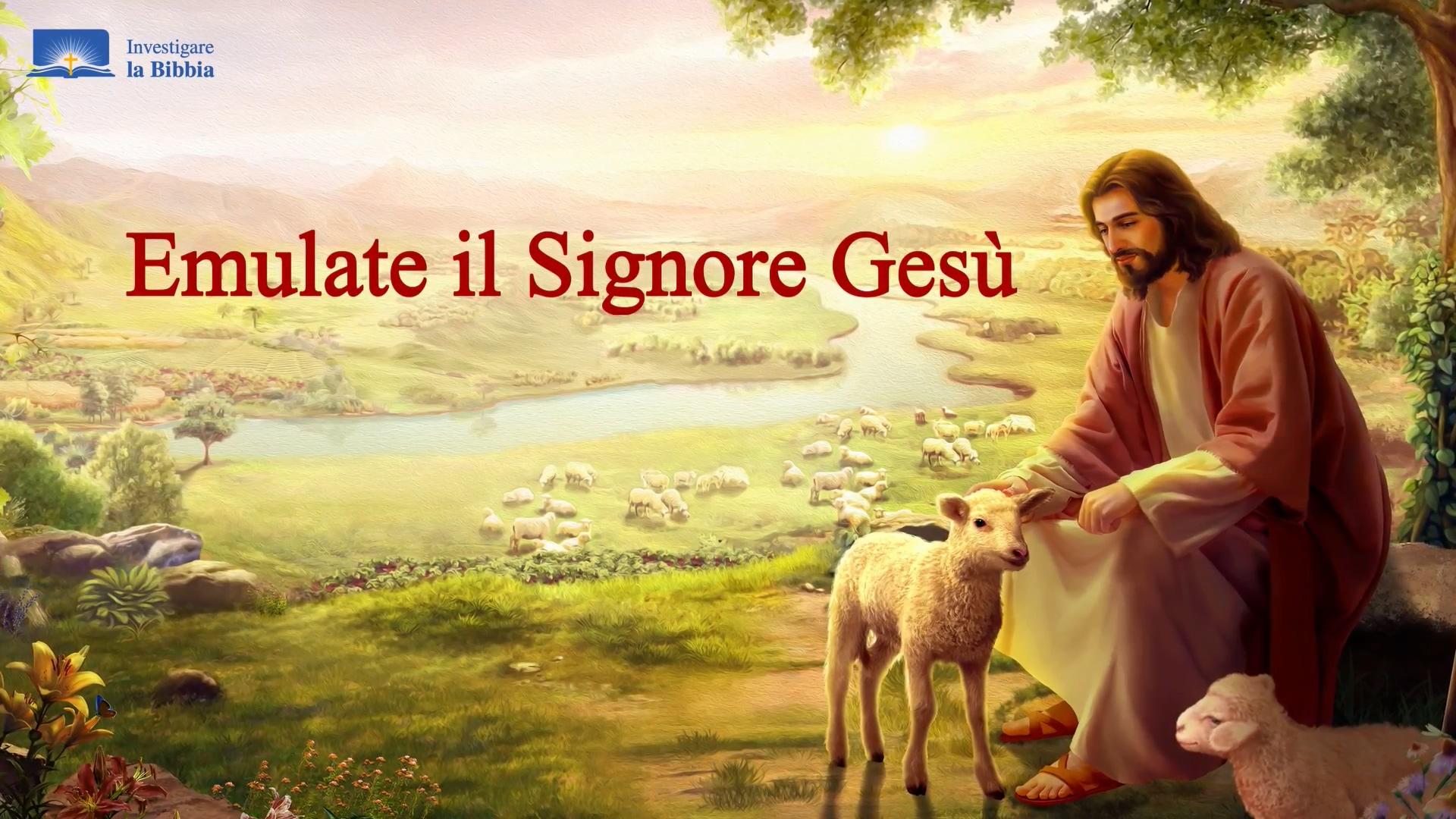 Gesù in cerca di pecore smarrite