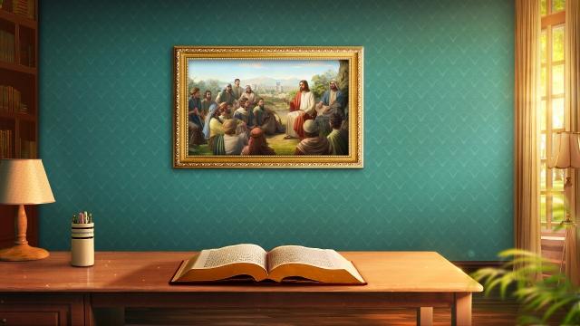 L'immagine di Gesù Cristo Sua venuta