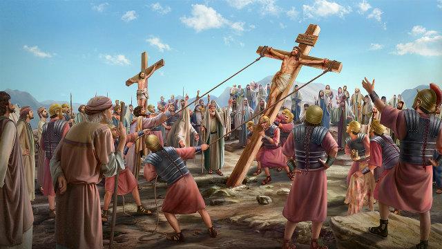 Signore Gesù crocifisso