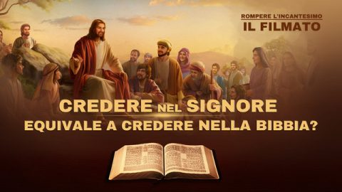 Il Signore Gesù e Pietro, Giovanni e altri discepoli predicarono sulla montagna