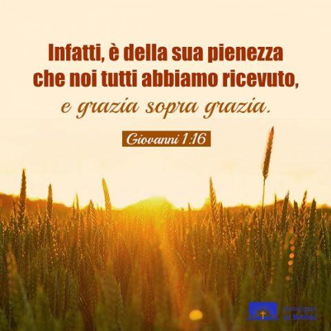 Giovanni 1-16