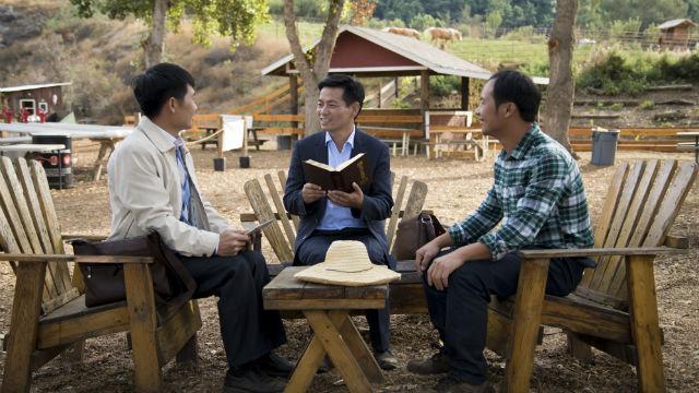 Incontri cristiani per discutere la profezia del Signore