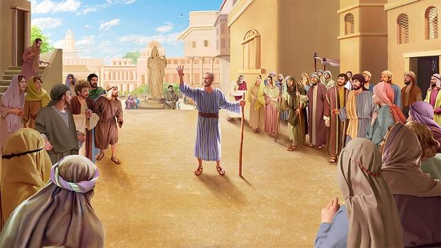 Giona venne a Ninive