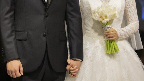 Un matrimonio perfetto avviene al disegno di Dio