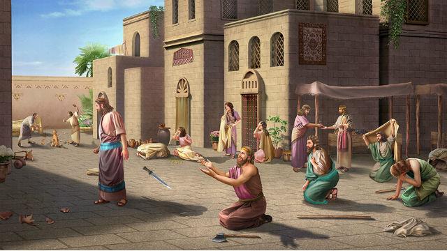 Se la tua fede in Dio è vera, sarai spesso oggetto delle Sue cure