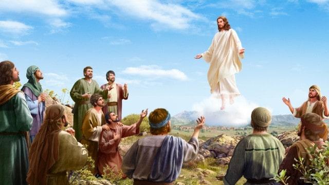 Signore Gesù asceso al cielo