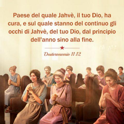 i cristiani pregano Gesu