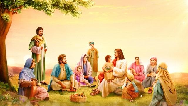 Il Signore Gesu vive con gli uomini