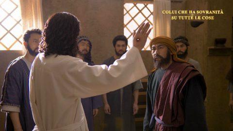 Perché il Signore apparve a Tommaso dopo la resurrezione?