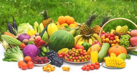 Vari frutti
