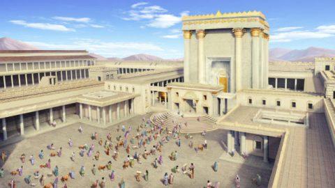 """Il commento del vangelo di oggi: chi è più grande nel vostro cuore, Dio o il """"tempio""""?"""