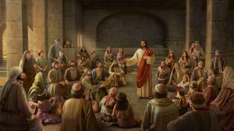 Cosa significa Cristo, qual è l'essenza di Cristo?