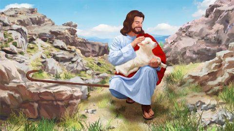 """Comprendere la mente di Dio dalla parabola di """"cercare la pecora smarrita"""""""