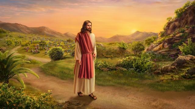 Lettura del vangelo perché Gesù Cristo digiunò per quaranta giorni