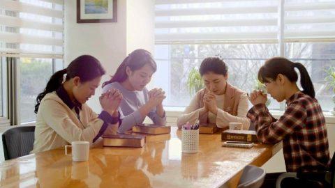 preghiera della cristiana