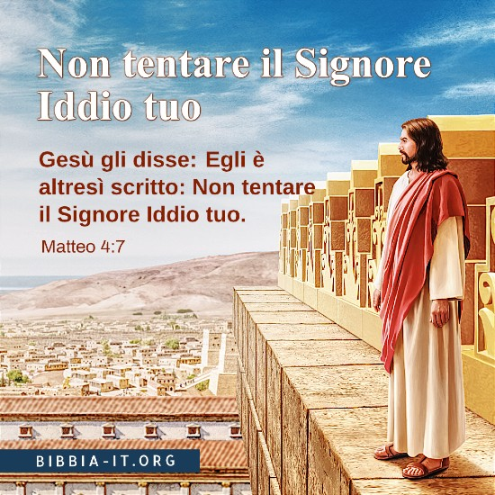 Frasi Bibliche Matteo 4 7 Preghiera Del Giorno
