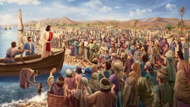 Il Signore Gesù è un Dio padre misericordioso e irato