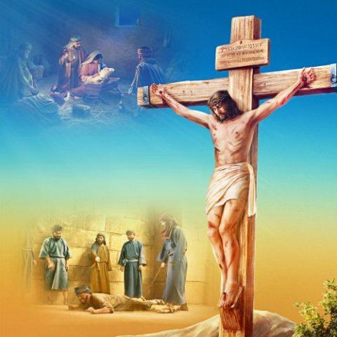 redenzione compiuta da Gesù
